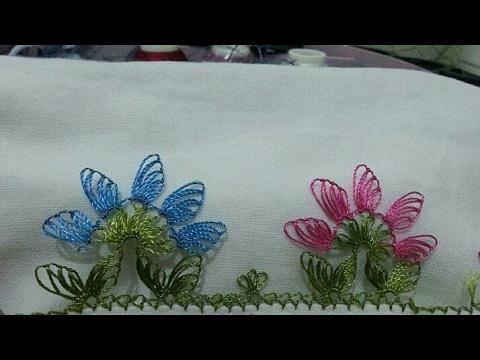 Rengarenk Baharda Açan çiçek Modeli Youtube