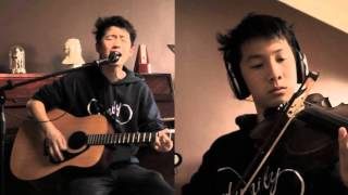 This Is Living - Hillsong Young and Free Acoustic Cover with RAP!!!