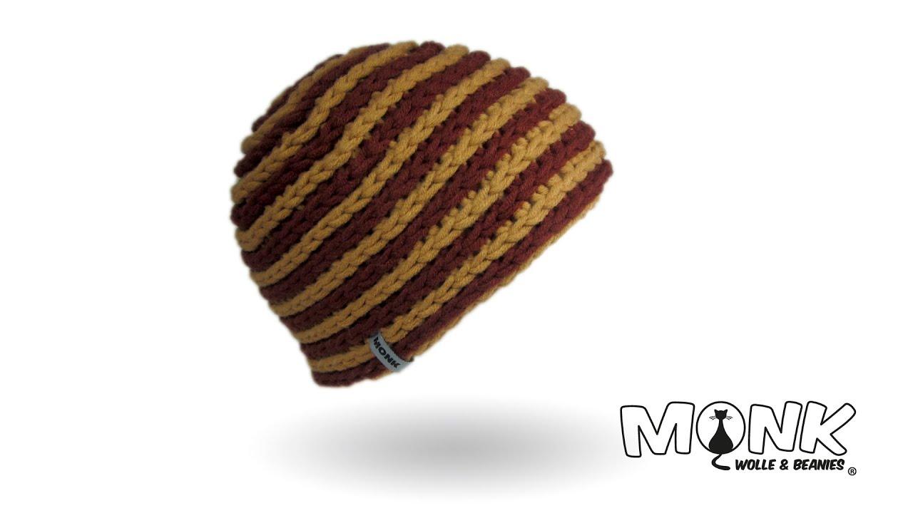 Mütze Häkeln Spiralmütze Häkeln Mit Ggh Aspen Youtube