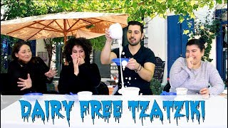 Which dairy free Greek yogurt makes the best tzatziki?