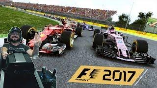 Квалификация Гран-при Испании Circuit de Barcelona-Catalunya F1 2017 Force India Fanatec ClubSport