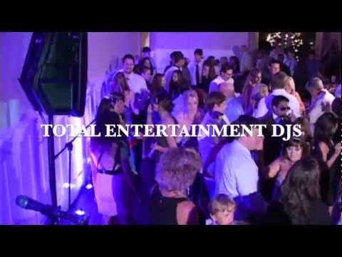 Total Entertainment DJ's - The Wedding Music DJ's