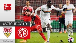 #vfbm05   highlights from matchday 19!► sub now: https://redirect.bundesliga.com/_bwcs watch all goals of vfb stuttgart vs. 1. fsv mainz 05 19 ...