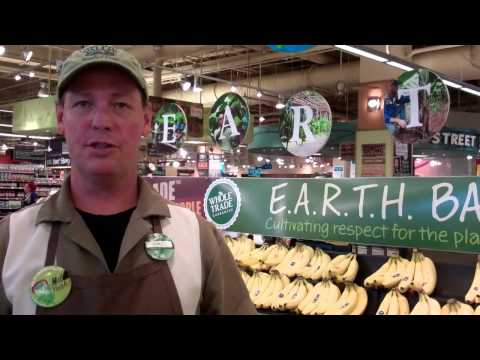 Why Whole Foods Is Bananas About EARTH