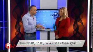 Kuru eriğin faydalar - yeni bir ben - HTV Türkiye - Fırat Çakır