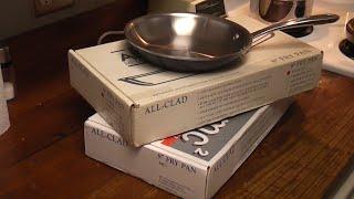All Clad LTD Vintage vs New and Master Chef MC2