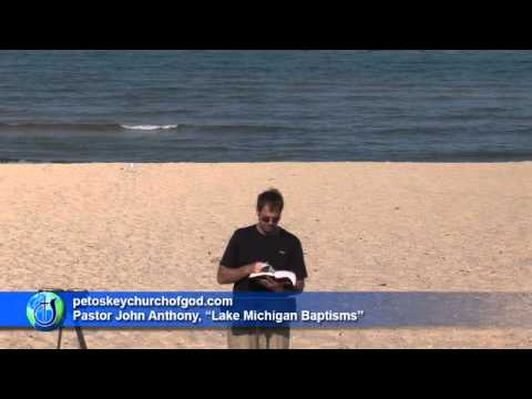 Lake Michigan Baptisms