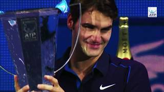 Uncovered: Federer On Breaking Through, Rivalries, The Mental Game & More