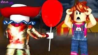 ROBLOX-DAUGHTER! YOU WANT A BALLOON? (The Clown Killings)