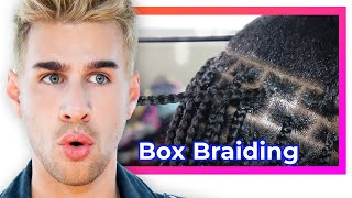 Hairdresser Reacts To Box Braiding Videos