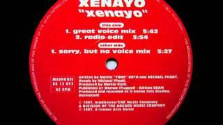 xenayo - xenayo (great voice mix)