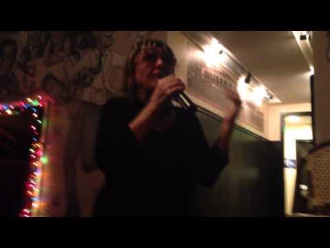 Venice Beach Karaoke Lady