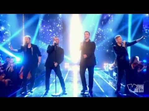 [VWFC Channel] Westlife - Beautiful World (Live On ITV1)