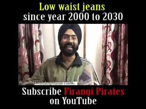 Low waist jeans   Funny comedy vine   Harshdeep Ahuja V06 ...