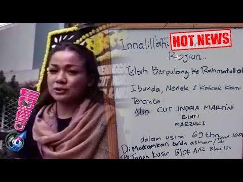 Hot News! Sambil Menangis, Nirina Zubir Ungkap Kepergian Ibunda - Cumicam 12 November 2019