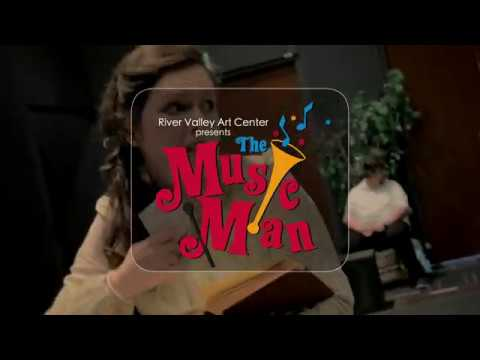 River Valley Art Center presents: The Music Man