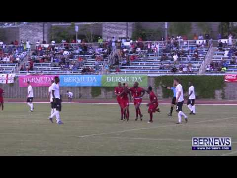 Bermuda Scores Goal Against England C, June 4 2013