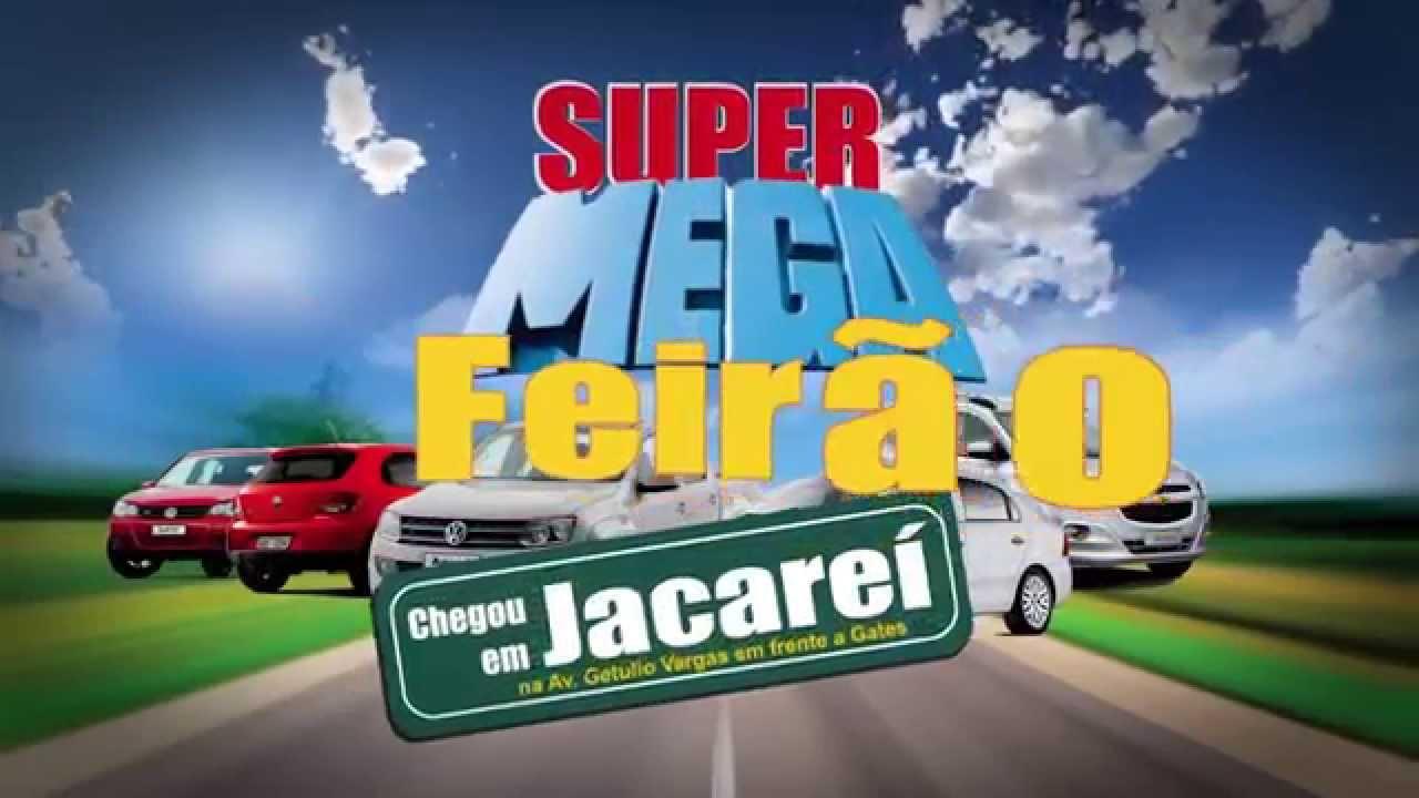 Super mega feirao jacarei youtube for Palazzi super mega