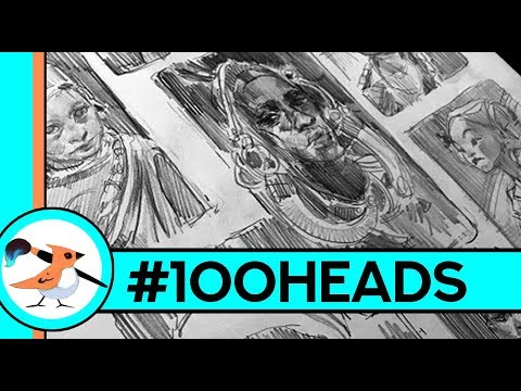#100HeadsChallenge - You have 10 Days!