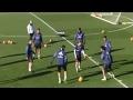Luka Modric fail in Real Madrid training - New 1018