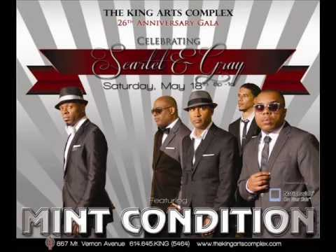 Stokley Williams of Mint Condition - The King Arts Complex