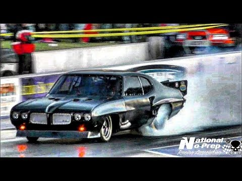 Big Chief vs Megalodon at the Memphis Street Outlaws No Prep