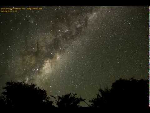 Time-Lapse South Africa Sutherland's Sky (HD)