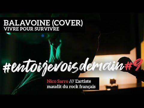 🔴 Live #9 /// Vivre Pour Survivre (cover Daniel Balavoine) #entoijevoisdemain
