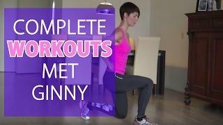 Workout voor een Strakke Platte Buik