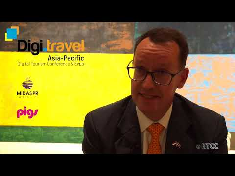 3rd Digi.travel Asia-Pacific Conference & Expo - 20 June 2018 - Hans van den Born NTCC #2