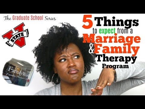 5 Things to Expect from a Marriage & Family Therapy Program | Graduate School Series