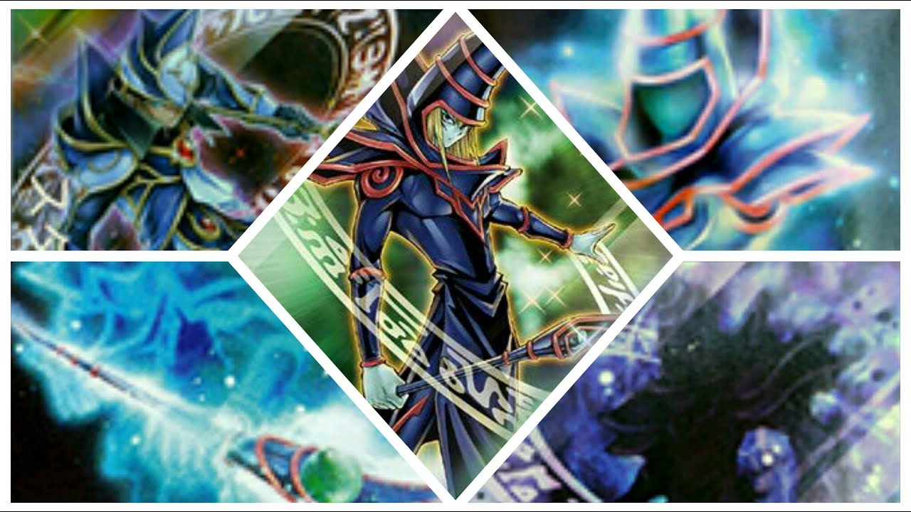 Yu-Gi-Oh! Deck Profile: Dark Magician September 2016 ...