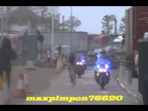 motos gendarmerie nationale le havre 76 youtube. Black Bedroom Furniture Sets. Home Design Ideas