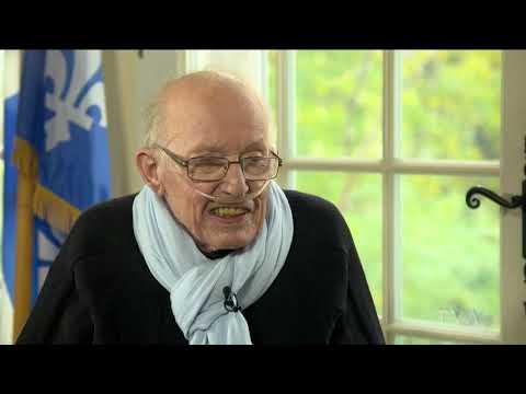 Bernard Landry, pour l'amour de la patrie
