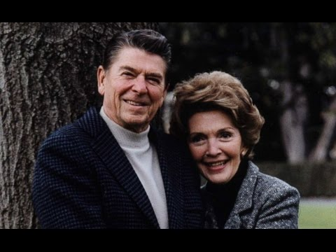Nancy Reagan's Style And Grace In The White House