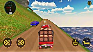 Tuk Tuk Rickshaw: Free Driving Games _ Top Tuk tuk Auto Rick Simu Game _ Rick Android Game 2021 screenshot 3