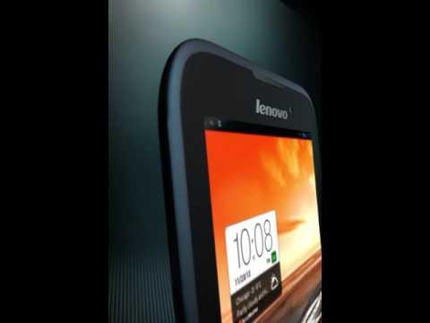Lenovo tabletin reklamı