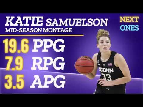 Katie Lou Samuelson UCONN Huskies 2019 Mid-Season Montage | Next Ones |