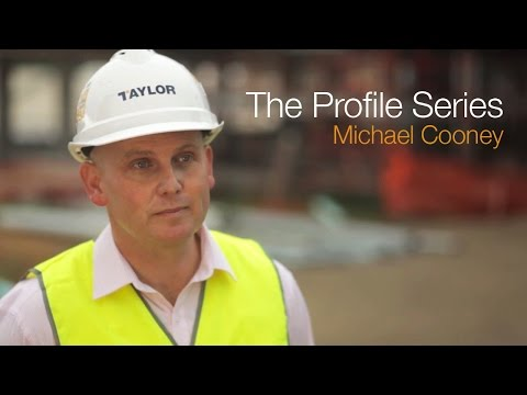 The Profile Series - Michael Cooney