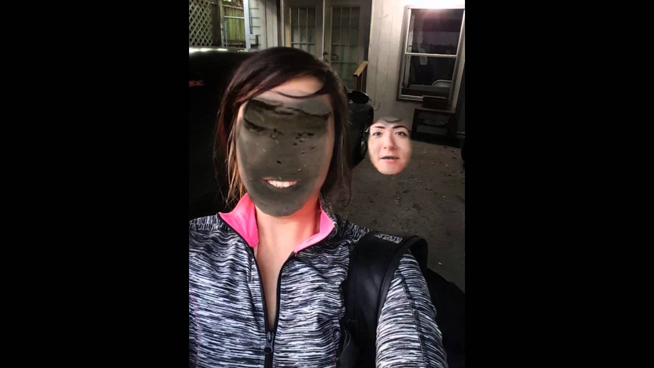 Face swap with ghost