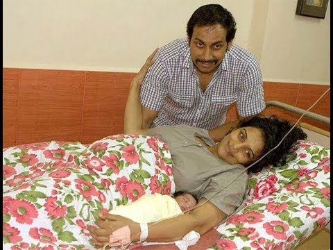 Swetha Menon Delivers Baby Live for Film (TV5)