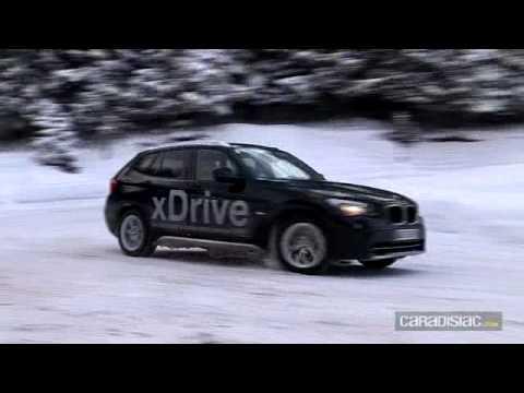 Les avantages du bMW xDrive
