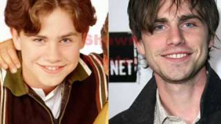 child stars 90 s then and now