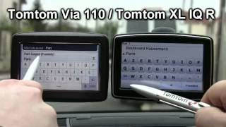 Test Tomtom Via 110 / 120 / 120 Live / 125 / 125 Live