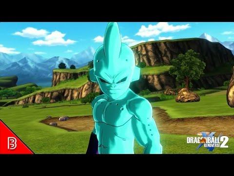 KID BUU FOR MAJIN RACE From Xenoverse 2   Dragon Ball Xenoverse MOD