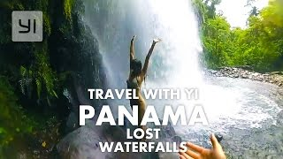 Lost Waterfalls in Panama Boquete #YICamera | YI 4K