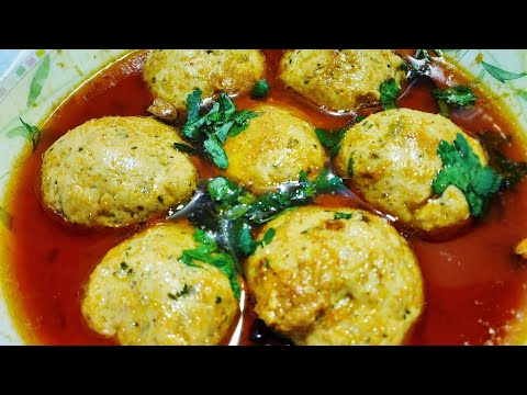 Fish Kofta Recipe | Fish Kofta Curry  बनाने की आसान रेसिपी | How To Make Fish Ball Recipe