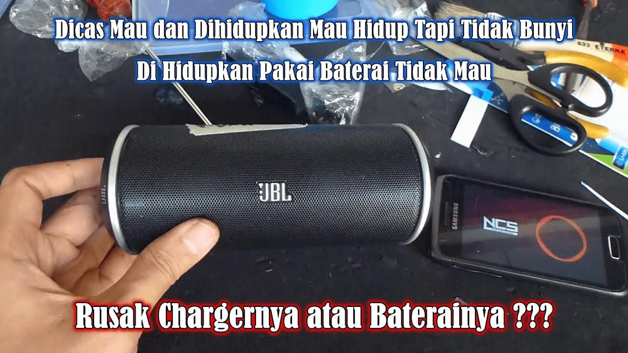 Mengganti atau Mengakali Baterai JBL Flip