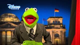 Neujahrsansprache mit Kermit - Die Muppet Show im DISNEY CHANNEL