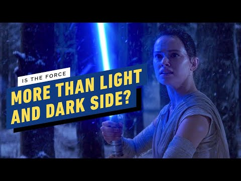 Is The Force More Than Light And Dark Side?